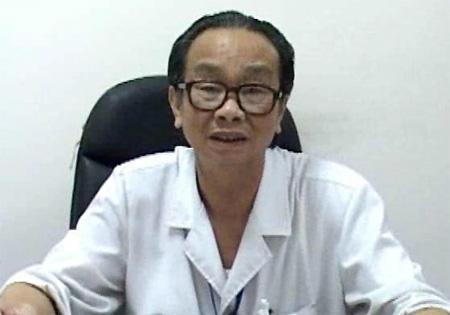Bác sĩ Nguyễn Đức Vy.